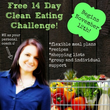 14 day clean eating challenge