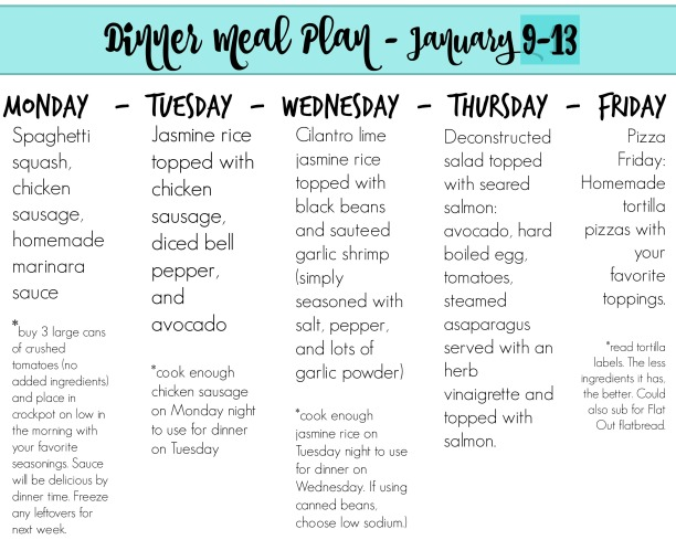dinner-meal-plan-1-7-to-1-11