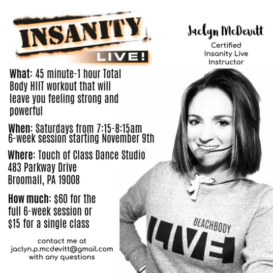 Insanity Live Marketing Image